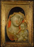 Virgin and Child, by Pietro di Niccolo da Orvieto