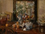 Still life, by Harold Gilman