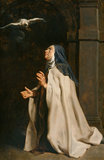 Teresa of Avila's Vision of the Dove