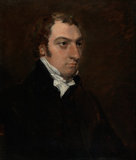 Archdeacon John Fisher, by Constable