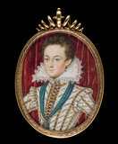 Henry Frederick, Prince of Wales, imitator of Nicholas Hilliard