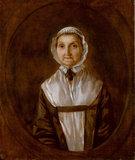 Mrs John Kirby, by Gainsborough
