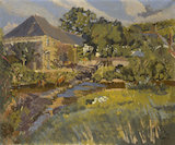 Rushford Mill, by Sickert