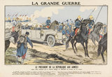 The President of the French Republic, La Grande Guerre