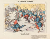The heroic death of Bruno Garibaldi, La Grande Guerre