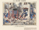 The capture of Steinbach, La Grande Guerre