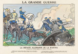 The German defeat at Wartha, La Grande Guerre
