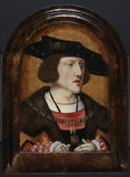 The Emperor Charles V, Flemish School
