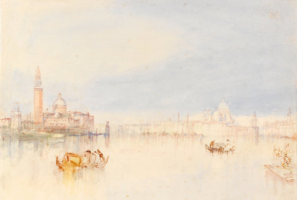 Venice, Calm at Sunrise, by Turner