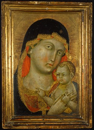 Virgin and Child