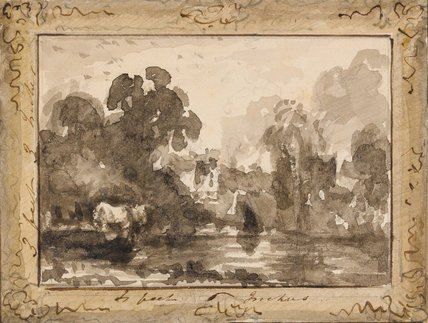 The White Horse, by Constable