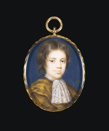 Portrait of an Unknown Boy, by Susan Penelope Rosse
