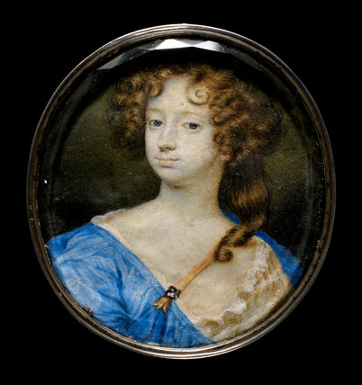 Elizabeth Percy, Duchess of Northumberland by Richard Gibson