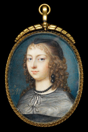 Lady Rachel Fane, Countess of Middlesex, by Des Granges