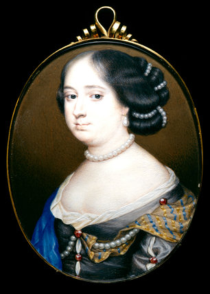 Anne Hyde, Duchess of York, by Richard Gibson