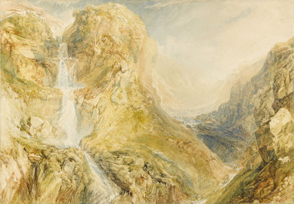 Mossdale Fall, by Turner
