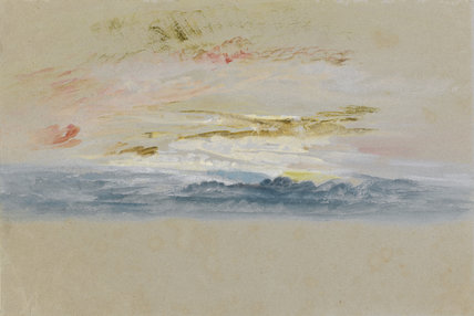 Sunset, by Turner