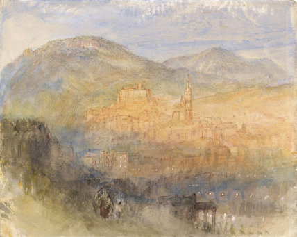 Heidelberg, by Turner