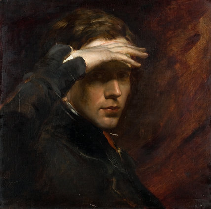 Self-Portrait, by George Richmond