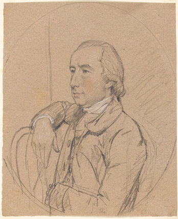 Rev. John Richards, by John Downman