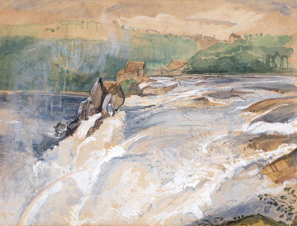 Falls of the Rhine, Neuhausen