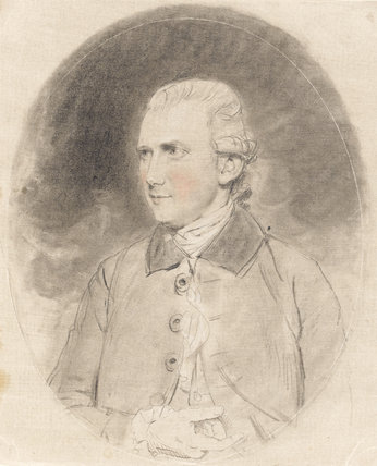 Richard Cooper, by John Downman