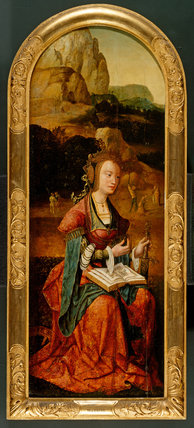 St Catherine of Alexandria, Flemish School