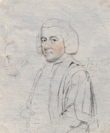 Dr Thomas Okes, by John Downman