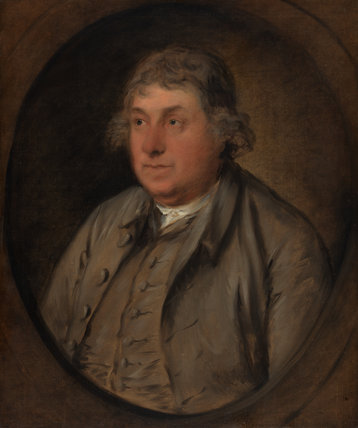 Philip Dupont, by Gainsborough