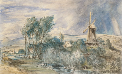 Folkestone. Ford Road and the Ropewalk, by Constable