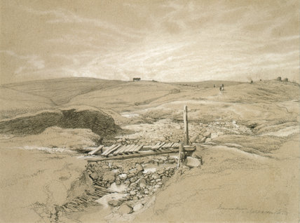 Mounces Knowe, Northumberland, by William Mulready