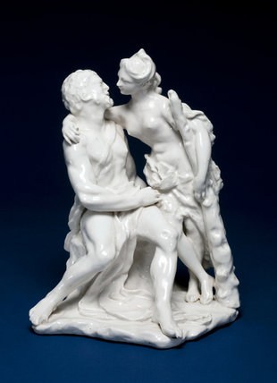 Hercules and Omphale, by Charles Gouyn