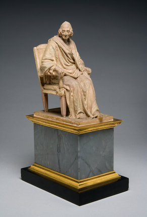 Voltaire, by Jean-Antoine Houdon