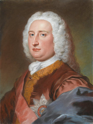 Richard, 6th Viscount Fitzwilliam, by William Hoare