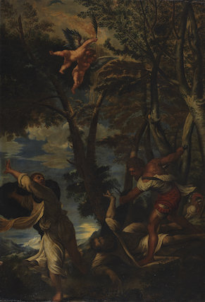 Death of St Peter Martyr, after Titian