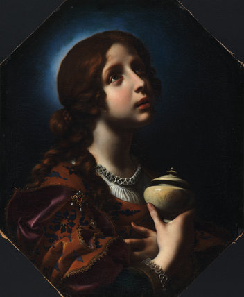 The penitent Magdalene, by Carlo Dolci