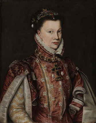 Elisabeth of Valois, after Anthonis Mor