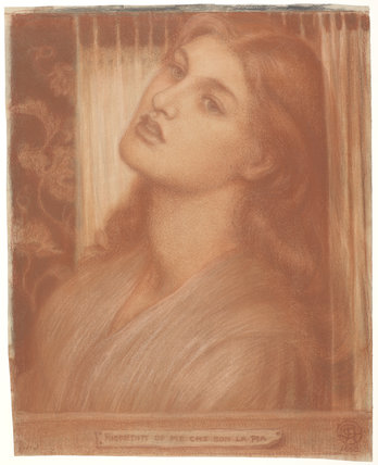 Study for 'La Pia de' Tolomei'