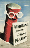 Address your Letters Plainly