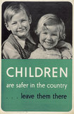 Children are Safer in the Country...Leave Them There