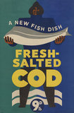 A New Fish Dish - Fresh-Salted Cod