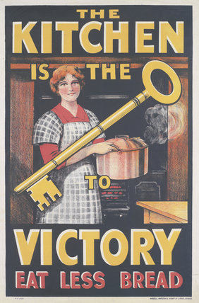 The Kitchen is the Key to Victory