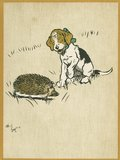 A Prickly Baby, from Cecil Aldin's 'Field Babies', London: Humphrey Milford, Oxford University Press, [1919?]