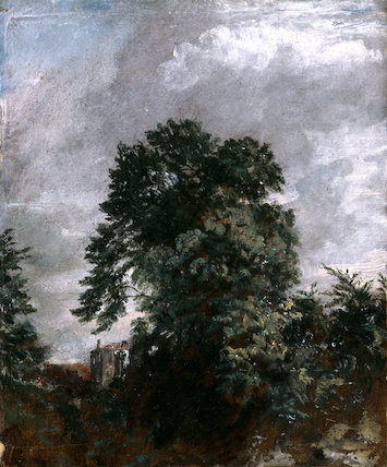 Distant View of the Grove, Hampstead