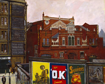The Old Lyric Theatre, Hammersmith, 1943
