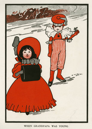 When Grandpapa was young, from Evelyn Sharp's, 'The Child's Christmas', London: Blackie and Son, [1906]