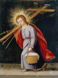 The Infant Christ Bearing the Instruments of the Passion