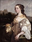 A Lady as a Shepherdess