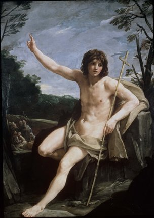 St John the Baptist in the Wilderness