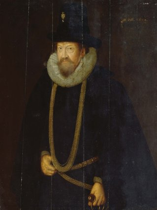 Sir William Lovelace Kt. of Bethersden